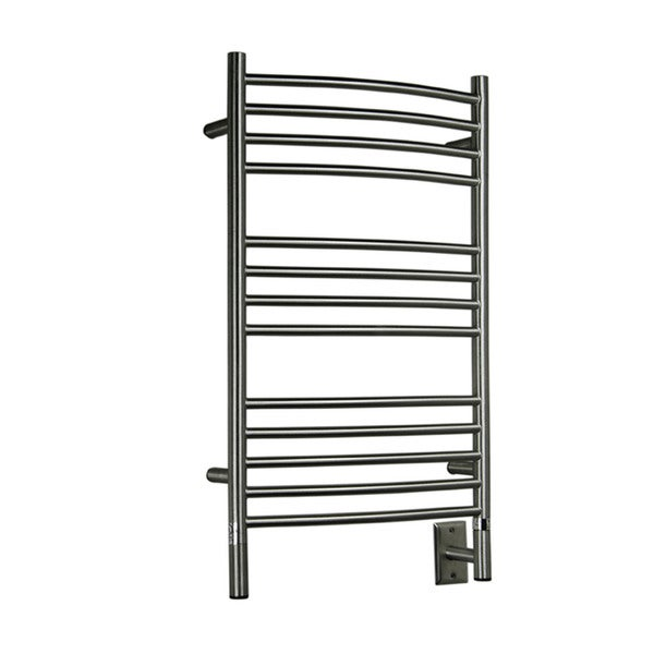 Amba Jeeves C Curved Bathroom Towel Warmer