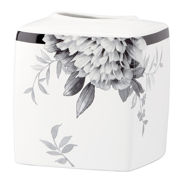 Lenox Moonlit Garden Tissue Box Holder