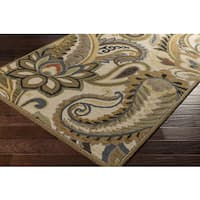 Hand-Tufted Catherine Classic Wool Area Rug - 2' x 3'