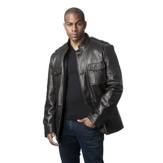 Wilda Leather Men's Leather Jacket|https://ak1.ostkcdn.com/images/products/12152390/P19006505.jpg?impolicy=medium