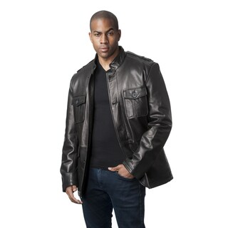 Wilda Leather Men's Leather Jacket