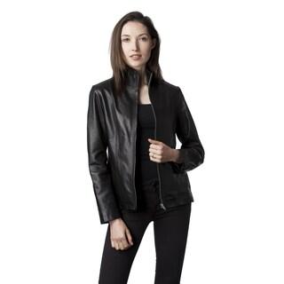 Mason & Cooper Women's Naomi Leather Jacket