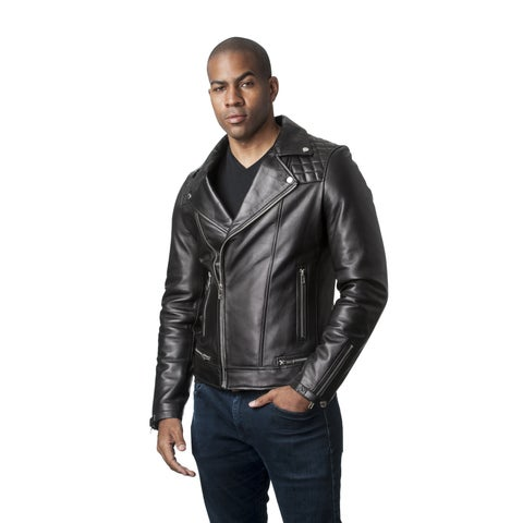 Mason & Cooper Men's Leather Jacket