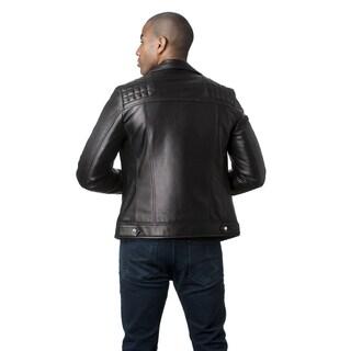 Mason & Cooper Men's Leather Jacket
