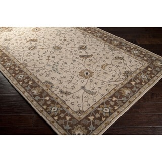 Hand-Tufted Toby Wool Rug (4' x 6')