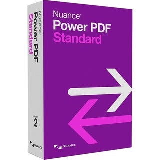 Nuance Power PDF v.2.0 Standard - Box Pack - 5 User
