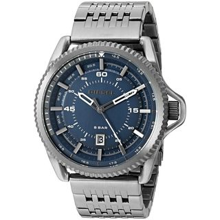 Diesel Men's DZ1753 'Rollcage' Stainless Steel Watch