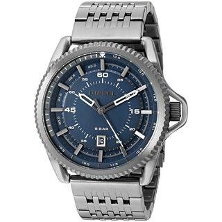 Diesel Men's DZ1753 'Rollcage' Stainless Steel Watch