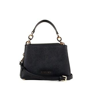 Michael Kors Black Small Portia East/West Shoulder Handbag