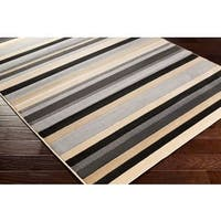 "Hill Multi Striped Area Rug - 7'9"" x 10'6"""