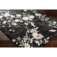 Hand Knotted Internacional Recycled Silk/Cotton Area Rug - 6' x 9'