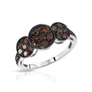 Fay Pay Jewels 14k Gold 1ct TGW Diamond Ring (Size 7)