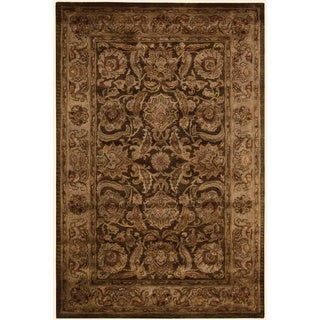 Nourison Jaipur Brown Area Rug (2' x 3')
