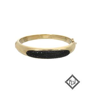 Fay Pay Jewels 3.78-Carat Total Weight Spinel 14k Gold Bracelet