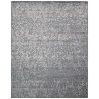 Nourison Twilight Slate Area Rug (2'3 x 3')