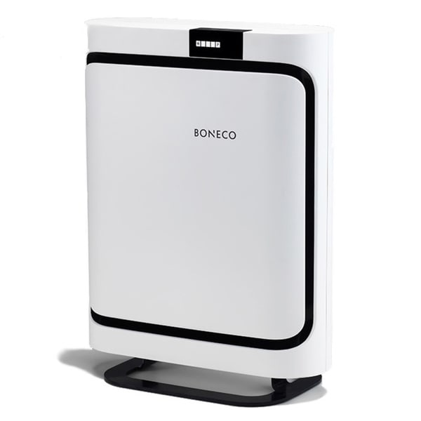 BONECO P400 White Air Purifier with HEPA and Activated Carbon Filter