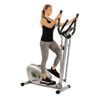 Sunny Health & Fitness Magnetic Elliptical Bike