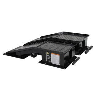 Omega 20 Ton Black Wide Truck Ramps (1 Pair)|https://ak1.ostkcdn.com/images/products/12157099/P19010238.jpg?impolicy=medium