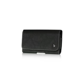 Samsung Galaxy Note I717 Black Plastic Horizontal Carry Case