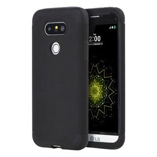 LG G5 Hybrid Black Skin Case