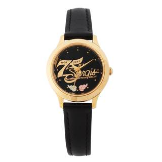 Officially Licensed 75th Sturgis Rally Ladies Black Hills Gold Watch