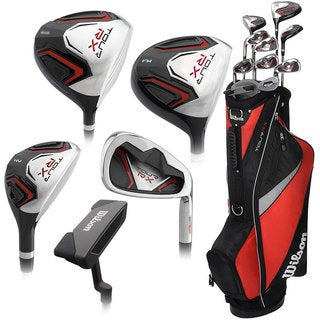 Wilson Tour RX Full Set