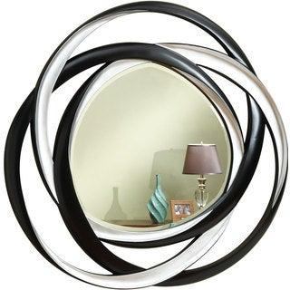 Coaster Silver Round Circular Designed Mirror
