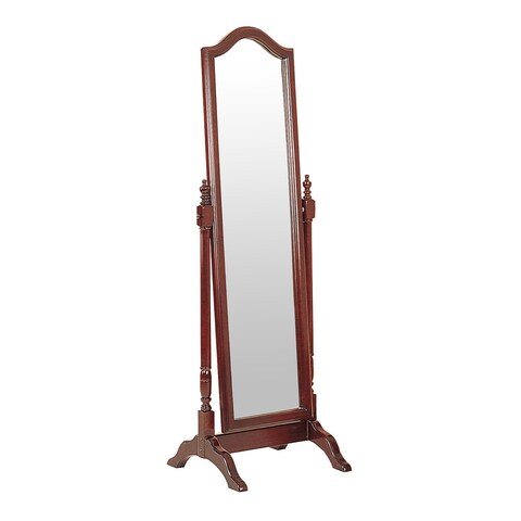 Coaster Company Brown Full-length Cheval Mirror