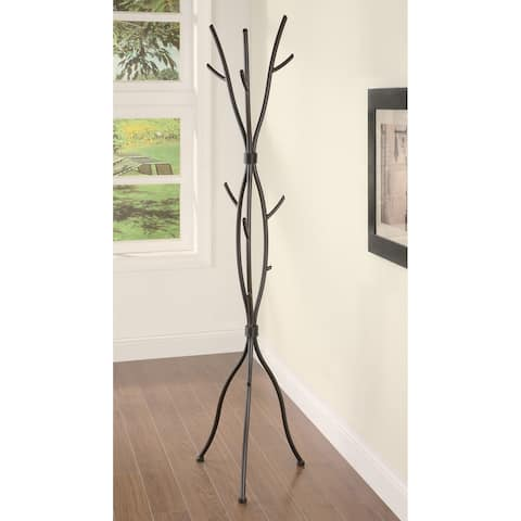 Coaster Company Brown Branch-style Coat Rack