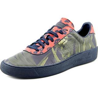 Puma Men's Puma Star X Hoh G Palm Multicolor Leather Skate Shoes