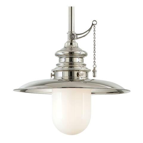 Hudson Valley Kendall 1-light 15-inch Pendant