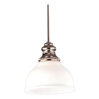 Hudson Valley Sutton 1-light Pendant