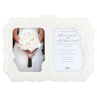 Lenox Ever After Double Invitation Frame