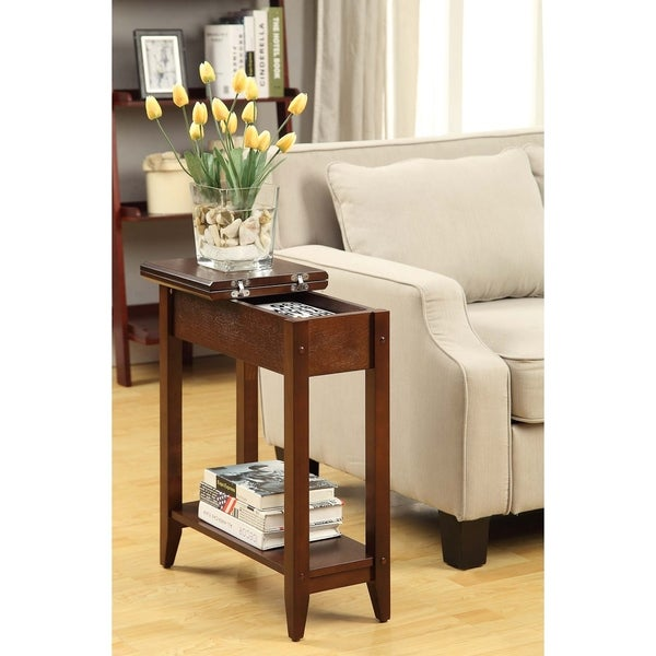 Shop Copper Grove Aubrieta End Table Free Shipping Today