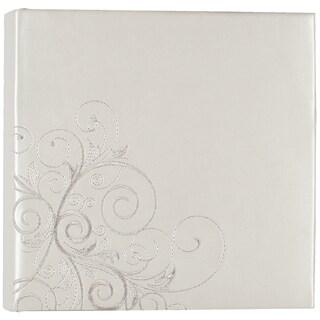 Pinnacle 2-up Wedding Scroll Photo Album