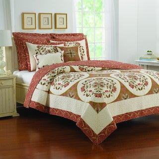 Nostalgia Home Durham Reversible Quilt (2 options available)