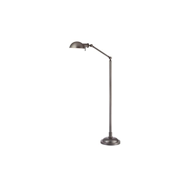 Hudson Valley Girard 1-light Old Bronze Floor Lamp