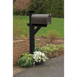 Highwood Eco-friendly Synthetic Wood Hazleton Mailbox Post