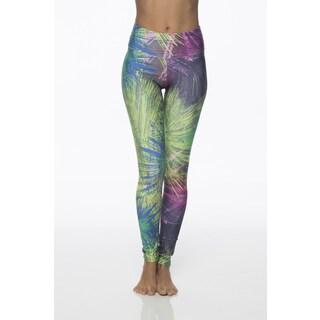 Be Up Women's Spandex/Polyester Leggings