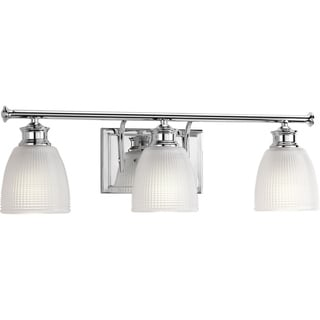 Link to Progress Lighting Lucky 3-light Bath in Polished Chrome (As Is Item) Similar Items in As Is