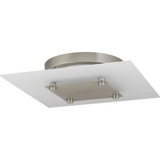 Progress Lighting P2311-0930K9 Beyond Nickel Steel Layered Glass LED Ceiling/Wall with AC LED Module