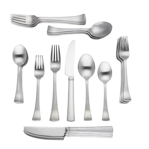Dansk Cafe Blanc Stainless Steel 20-piece Flatware Set (Service for 4)