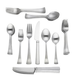 Dansk Cafe Blanc Stainless Steel 20-piece Flatware Set (Service for 4)