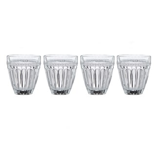 Lenox French Perle Double Old Fashioned Glasses (Pack of 4)