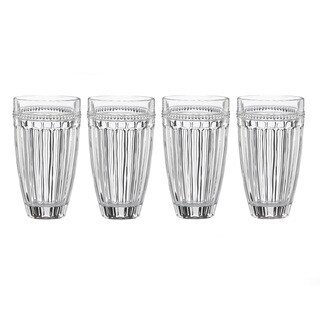 Lenox French Perle Hiball Glasses (Pack of 4)