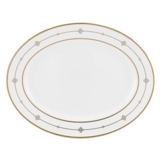 Lenox Jeweled Jardin 13-inch Oval Platter