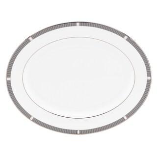 Lenox Silver Sophisticate 13-inch Oval Platter
