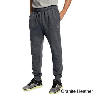 Champion Men's Powerblend Retro Fleece Jogger Pants
