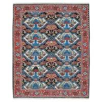 Nourison Nourmak Multicolor Area Rug - multi - 5'10 x 8'10