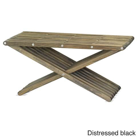 Eco-friendly Wood Side Table, Coffee Table or Ottoman by GloDea